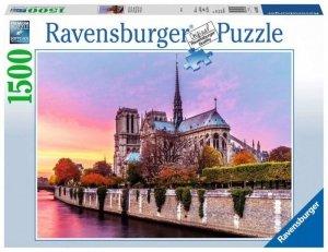 Ravensburger Polska Puzzle 1500 elementów Katedra Notre Dame