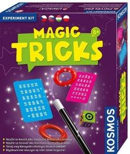 Piatnik Zestaw Eksperymentalny - Sztuczki magiczne