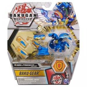 Bakugan delux Aromred Alliance Hydorous BlueGold
