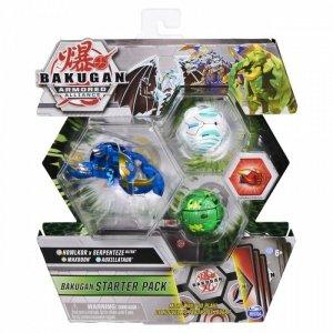 Figurka Bakugan Zestaw Startowy Armored Alliance 22