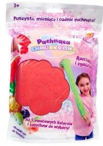 Epee Masa plastyczna Chmurkolina pachnąca Big Pack czerwony brokat