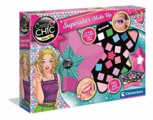 Clementoni Crazy Chic Kosmetyczka Super Star
