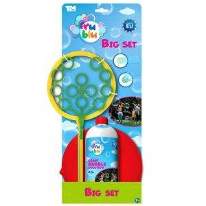 Tm Toys Bańki mydlane Fru Blu Duży Zestaw