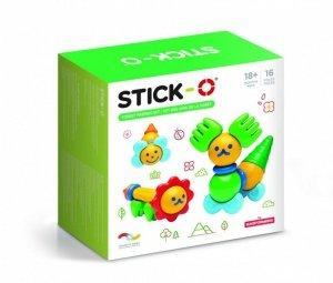 Magformers Klocki Stick-O Leśni przyjaciele 16 elementów
