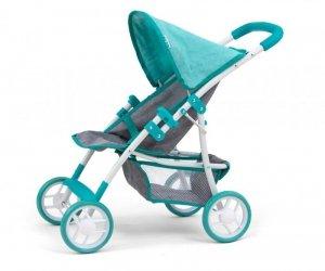 Milly Mally Wózek dla lalek Natalie Prestige Mint