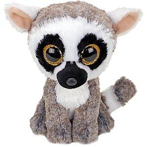 Meteor Maskotka TY Lemur Linus 24 cm
