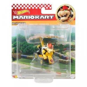 Hot Wheels Pojazd-lotnia Mario Kart Bowser