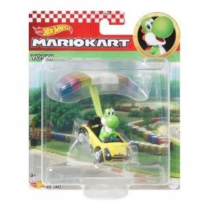 Hot Wheels Pojazd-lotnia Mario Kart Yoshi