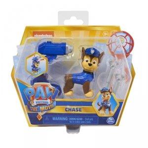 Spin Master Figurka Psi Patrol Film Bohaterowie Akcji z wyrzutnią Chase