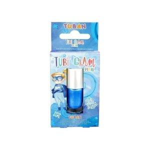 TUBAN Lakier Tubi Glam - niebieski perłowy