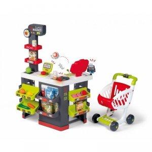 Smoby Supermarket z wózkiem