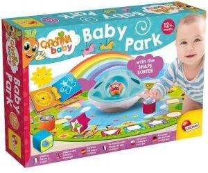 Lisciani Zestaw Carotina Baby Park kształtów i kolorów