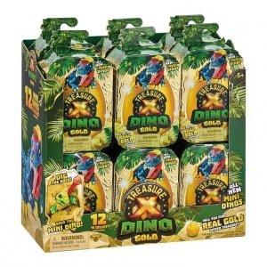 Cobi Figurki TreasureX Dino Gold mini Dino