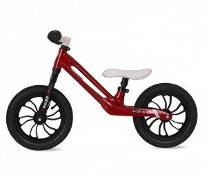 Qplay Rowerek Biegowy Magnezowy Racer czerwony