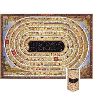 Heye 4000 Elementów,  Historia  Comica Opus 1, Degano