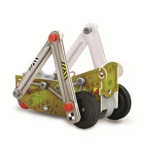 Pojazdy silnikowe - robot robak