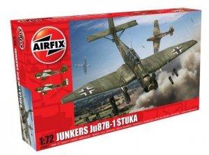 Airfix AIRFIX Junkers Ju87 B-1 Stuka