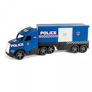 MAGIC TRUCK EMERGENCY POLICE