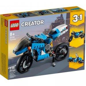 CREATOR SUPER MOTOCYKL