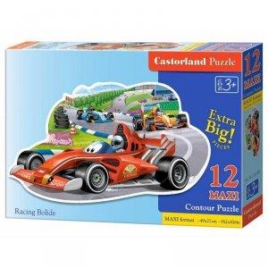 Puzzle 12 el. racing bolide