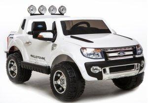 Auto na akumulator Ford Ranger Biały