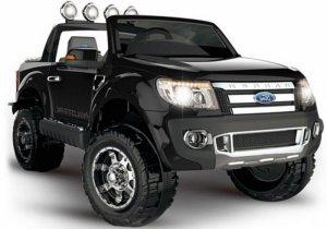 Auto na akumulator Ford Ranger  Czarny Lakierowany