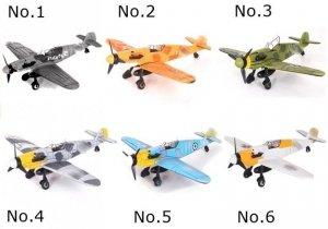 Samolot Puzzle 4D Modelarstwo BF-109 1:49