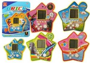Gra Elektroniczna Kieszonkowa Brick Tetris
