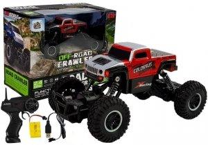 Monster Truck Zdalnie Sterowany R/C 1:20 Czerwony