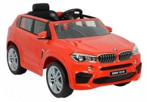 Auto na akumulator BMW X5 M Czerwone