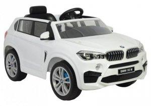 Auto na akumulator  BMW X5 M  Białe