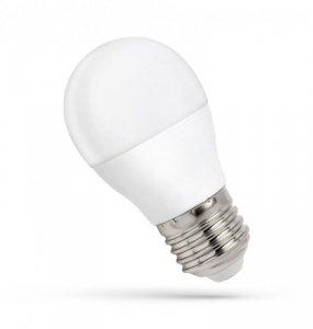 Żarówka LED E27 3000K 8W 620lm [WOJ+14218]