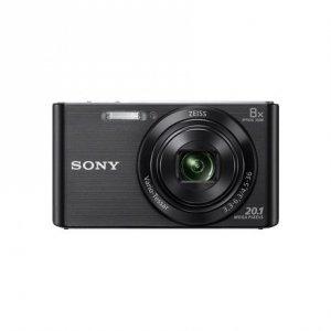 Sony Cyber-shot DSC-W830 Compact camera, 20.1 MP, Optical zoom 8 x, Digital zoom 32 x, ISO 3200, Display diagonal 6.86 cm, Video