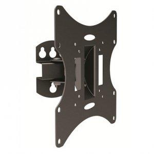 Sunne Wall mount, LCD-A501K, Tilt, Swivel, 23-42 , Maximum weight (capacity) 30 kg, Black