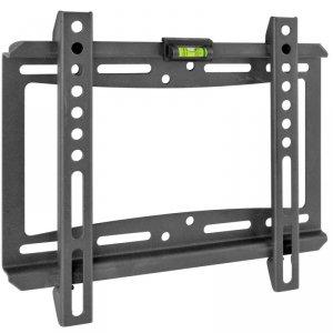 Barkan Flat/Curved TV Wall Mount E202+ Wall Mount, Fixed, 26-39 , Maximum weight (capacity) 30 kg, Black