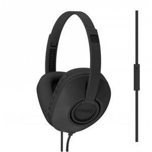 Koss Headphones UR23iK Headband/On-Ear, 3.5mm (1/8 inch), Microphone, Black,