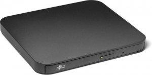 H.L Data Storage Ultra Slim Portable DVD-Writer GP90NB70 Interface USB 2.0, DVD±R/RW, CD read speed 24 x, CD write speed 24 x, B