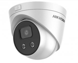 Hikvision IP Camera DS-2CD2346G1-I F2.8 Dome, 4 MP, 2.8mm/F1.6, Power over Ethernet (PoE), IP67, H.265/H.264, Micro SD, Max.128G