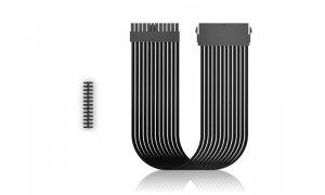Deepcool PSU Extension Cable DP-EC300-24P-BK Black, 345 x 62 x 17 mm