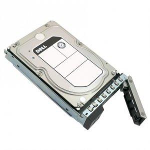 Dell Server HDD 2.5 1.8TB 10000 RPM, Hot-swap, SAS, 12 Gbit/s, 512e, (PowerEdge 14G: R240,R340,R440,R540,R640,R740,R740XD)
