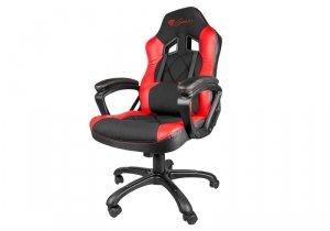 Genesis Gaming chair Nitro 330, NFG-0752, Black - red