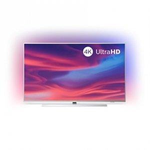 Philips 7300 series 55PUS7304/12 55 (140 cm), Smart TV, Ultra HD 4K Ultra Slim LED, 3840 x 2160, Wi-Fi, DVB-T/T2/C/S/S2, Silve