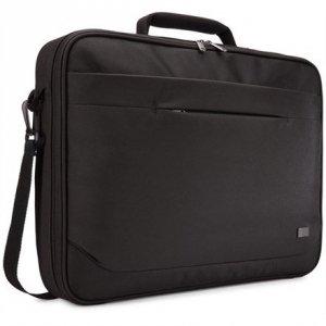 Case Logic Advantage Fits up to size 17.3 , Black, Shoulder strap, Messenger - Briefcase