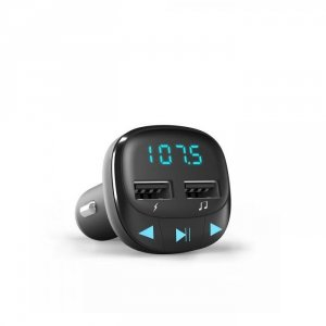 Energy Sistem Car Transmitter Bluetooth, FM, USB connectivity
