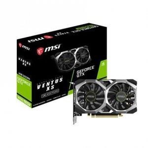 MSI GeForce GTX 1650 SUPER VENTUS XS OC NVIDIA, 4 GB, GeForce GTX 1650 SUPER, GDDR6, PCI Express x16 3.0, Processor frequency 17