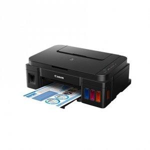 Canon PIXMA G2501 Colour, Inkjet, Multicunctional Printer, A4, Black