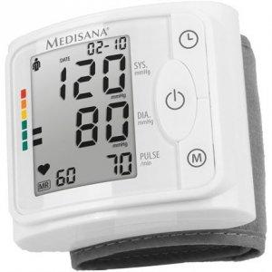Medisana Wrist Blood pressure monitor BW 320 Memory function, Number of users Multiple user(s), Memory capacity 120 memory slots