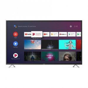 Sharp 55BL2EA 55 (140 cm), Smart TV, Android 9.0 (Pie), 4K UHD, Wi-Fi, DVB-T/T2/C/S/S2, Black, 3840 x 2160