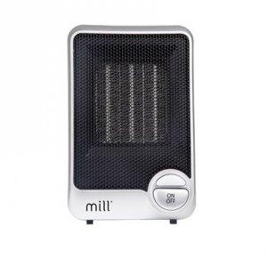 Mill HT600 Fan heater, 600 W, White
