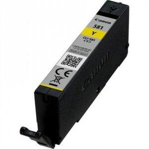 Canon CLI-581Y Ink Cartridge, Yellow